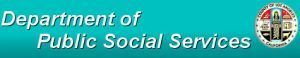 County of Los Angeles -Department of Public Social Services