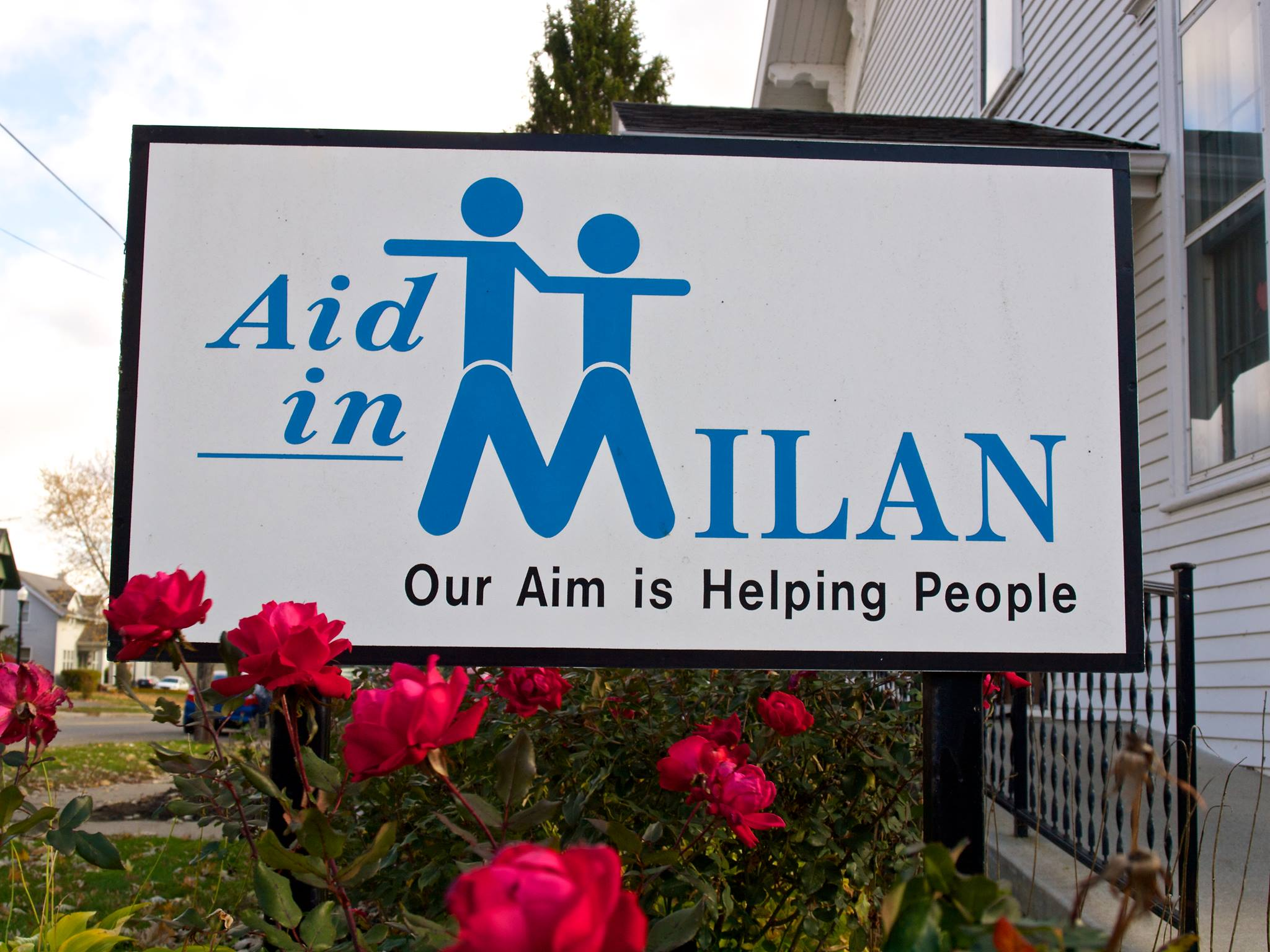 Aid in Milan - State Emergency Relief