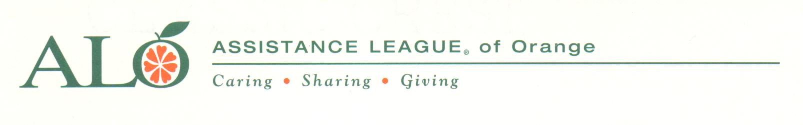 ASSISTANCE LEAGUE of Orange is a nonprofit volunteer organization dedicated