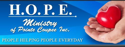 Hope Ministry Of Pointe Coupee, Inc.