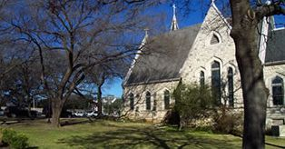 All Saints Episcopal Church - Loafes and Fishes