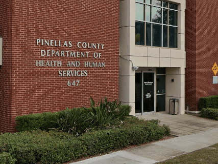Pinellas County Department of Human Services St Petersburg