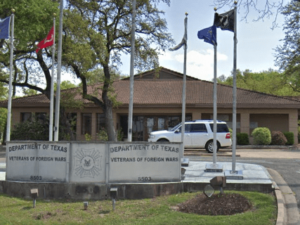Veterans of Foreign Wars-Department of Texas