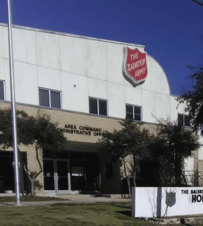 Salvation Army - Rent Assistance - San Antonio