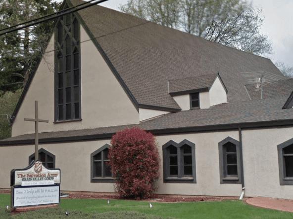 Salvation Army Grass Valley - Rental Assistance