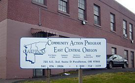 Community Action Program of East Central Oregon - Emergency Rent Assistance