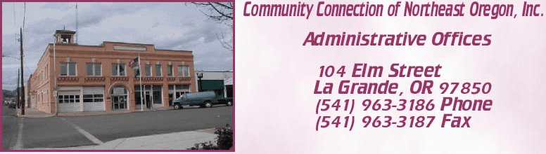 Community Connection of Northeast Oregon - Administration Office