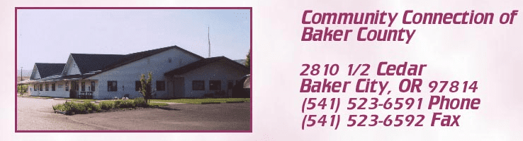 Community Connection of Northeast Oregon - Baker County
