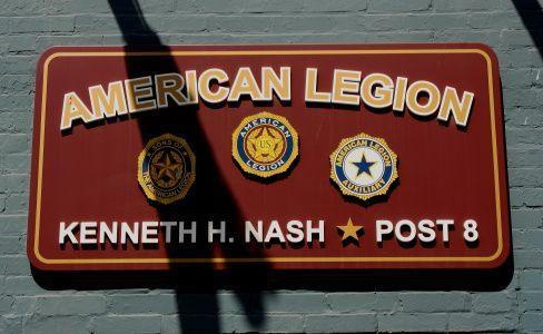 Temporary Financial Assistance - The American Legion - Kenneth H. Nash Post 8 - District of Columbia