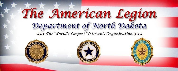 Temporary Financial Assistance - The American Legion Department of North Dakota