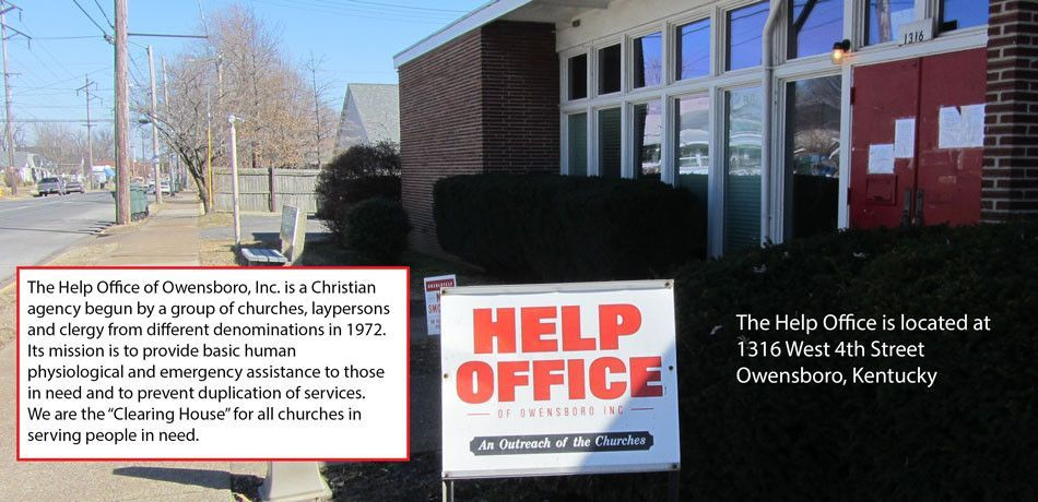 Help Office of Owensboro