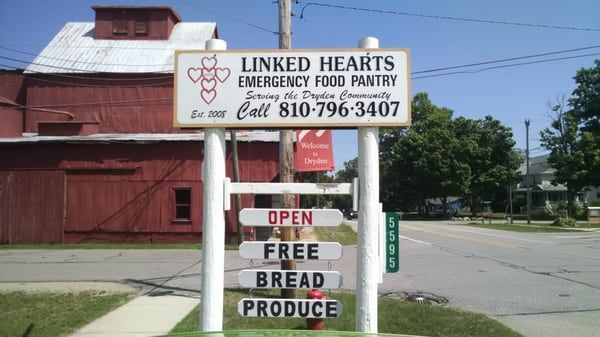 Linked Hearts - Soldiers and Sailors Relief Program