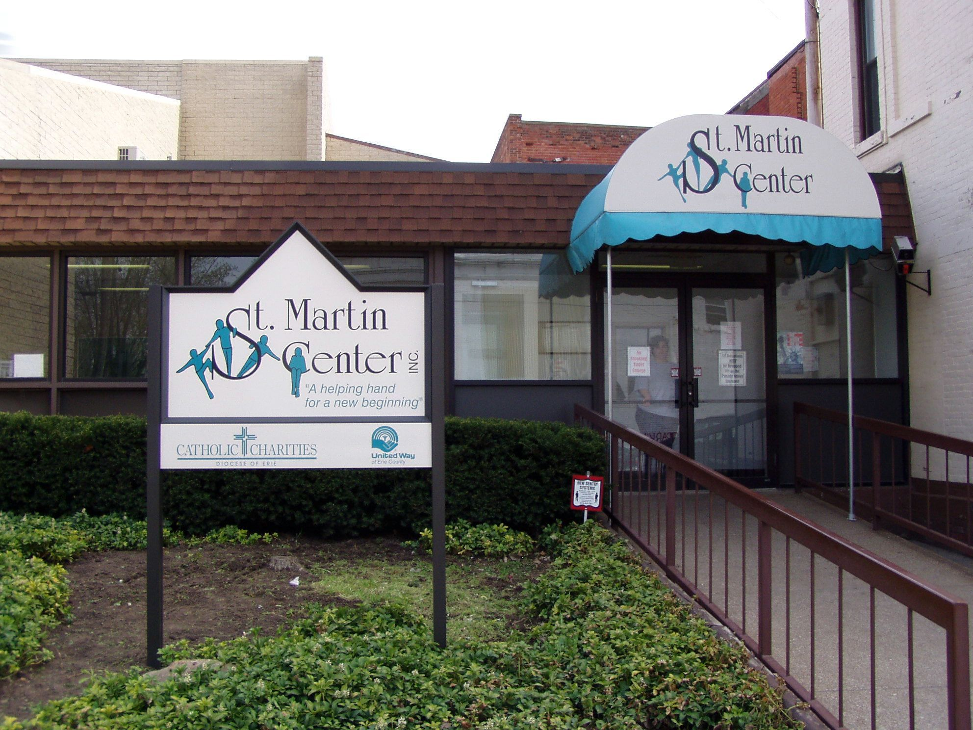 St. Martin Center, Inc.