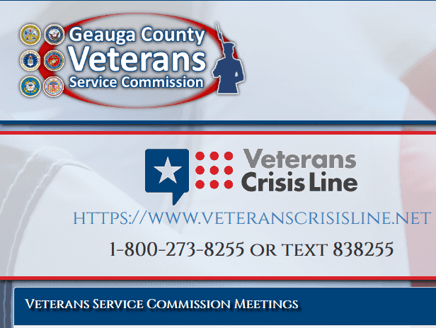 Veterans Service Commission - Geauga  County